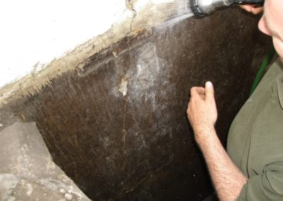8. WASHING EXPOSED AREA OF FOUNDATION AND FOOTINGnew